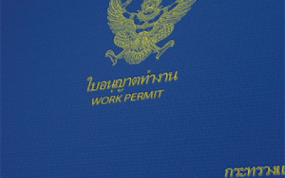 Working in Thailand: How to Get Thai Work Permit
