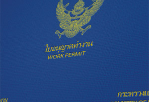 Getting Thai Work Permit