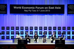 world economic forum on east asia 2013