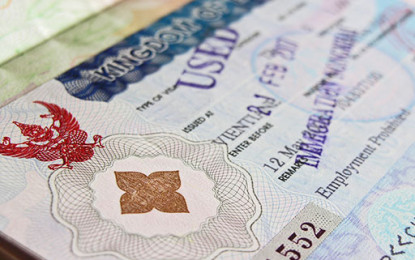 Multiple Entry Tourist Visa to Thailand