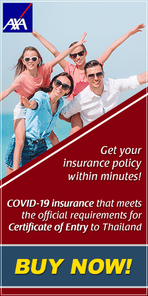 COVID-19 Insurance in Thailand
