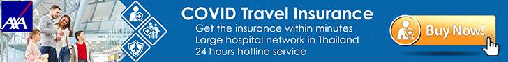 COVID Travel Insurance Thailand