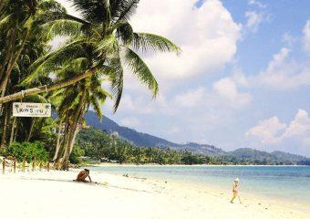 Koh Samui, Thailand Beach